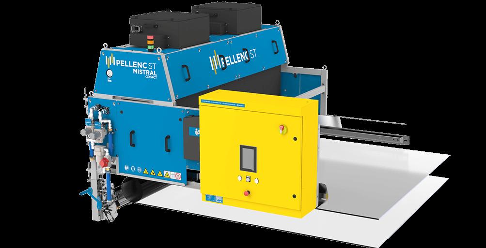 Pellenc ST - Mistral Compact - Machine