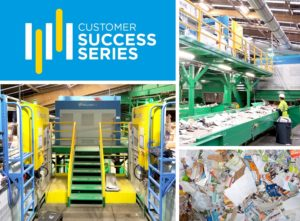 Recology Pier 96: High-capacity paper sorting in the USA