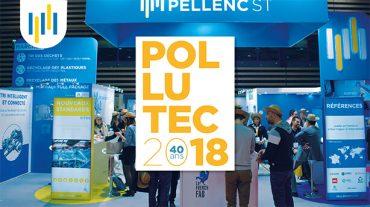 Pellenc ST - Articles - Pollutec-2018