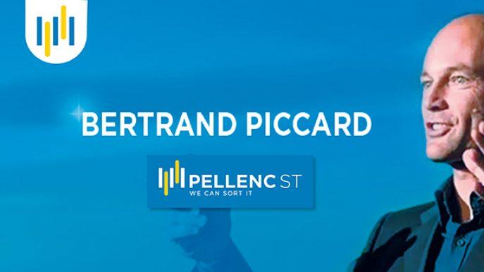 Pellenc ST - Ambassador - Betrand Piccard -