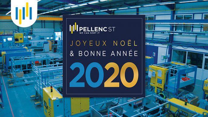 Pellenc ST - Voeux 2020